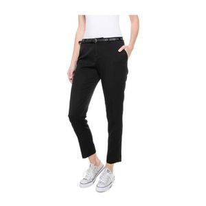 choisir l'original comparer les prix magasin officiel Pantalon tailleur Maison Scotch pour Femme Noir - Achat ...
