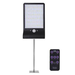 LAMPE DE JARDIN  solaire du corps humain Induction LED Lumière Jard