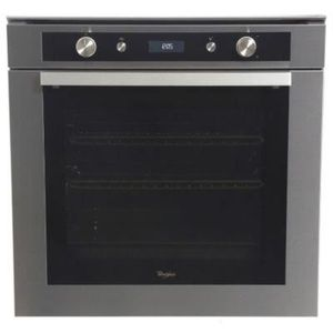 FOUR Four encastrable WHIRLPOOL AKZM 8080 IX  Inox Port