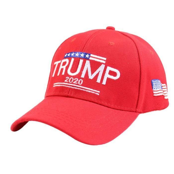 Chapeau américain du grand chapeau Donald Trump casquette républicaine  Casquette de Baseball ajustable, Trump pour le c*ME9729