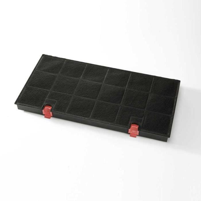 Filtre à charbon compatible hotte Elica Mod. 150, cod. F00171/S