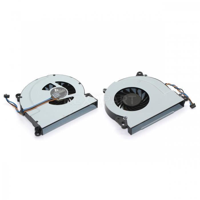 Ventilateur pour HP ENVY 17-J076EF Fan