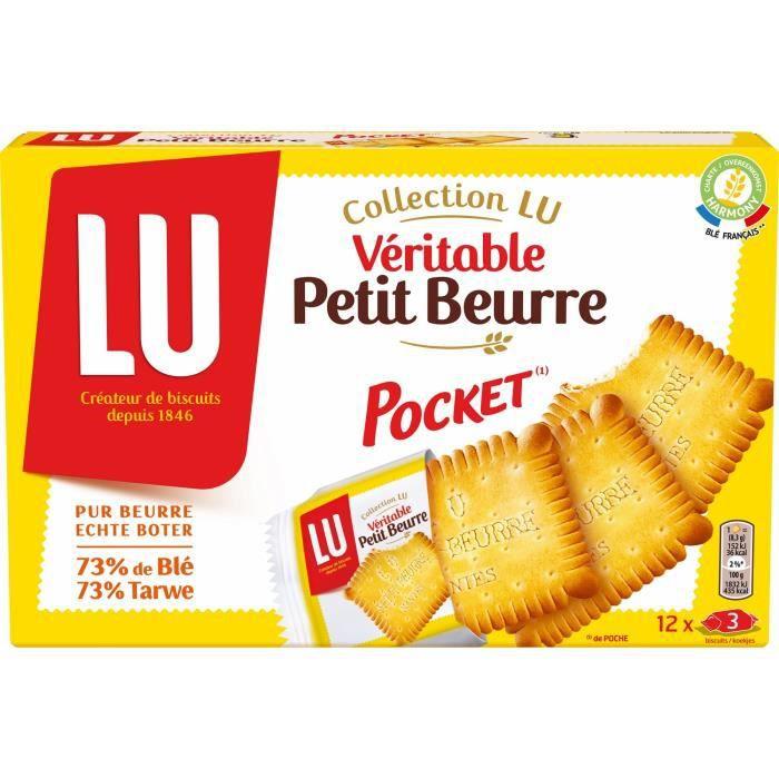 Petit Beurre poche 300 g Le Véritable Petit Beurre