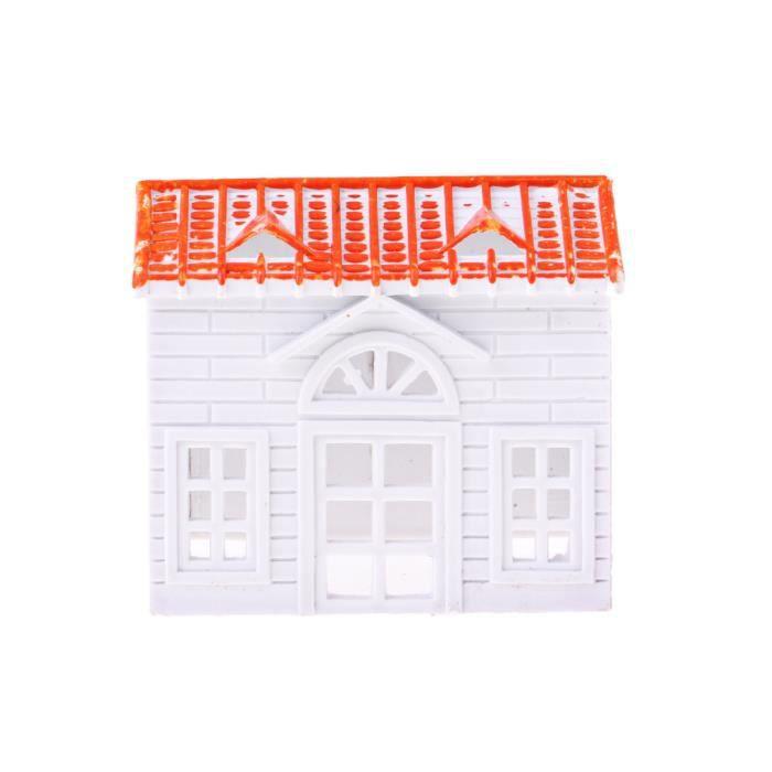VEHICULE A CONSTRUIRE - ENGIN TERRESTRE A CONSTRUIRE 1 pièce modèle de petite maison