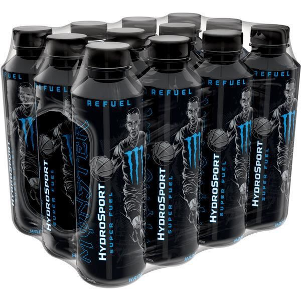 Monster Hydro Super Fuel Sport Hang Time Drink 0,65l (Pack de 12)