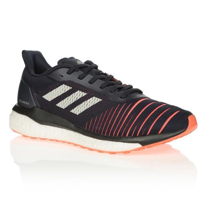 ADIDAS Chaussures de running SOLAR DRIVE M Mixte - Noir