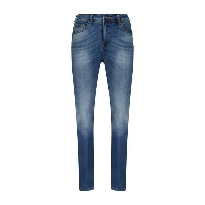 DEELUXE Jean skinny délavé REM Stone Used