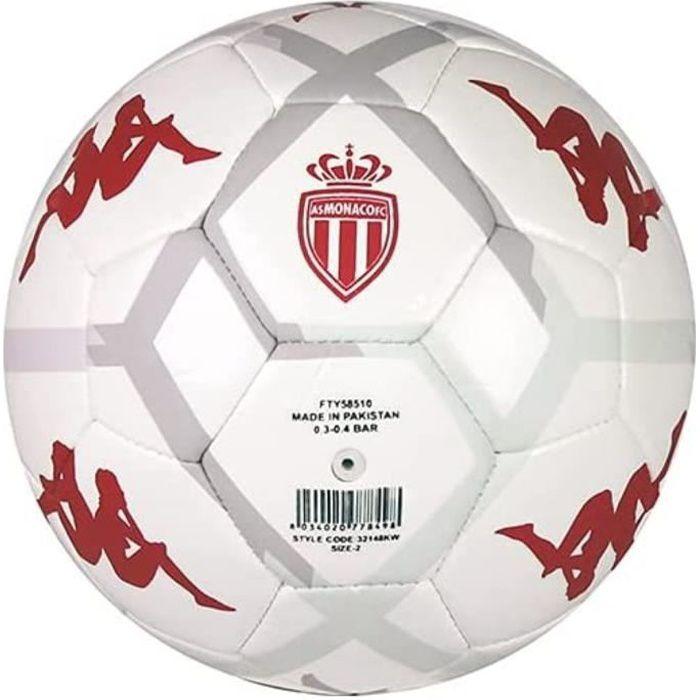 Ballon Football ASM Monaco T5 Officiel Domicile