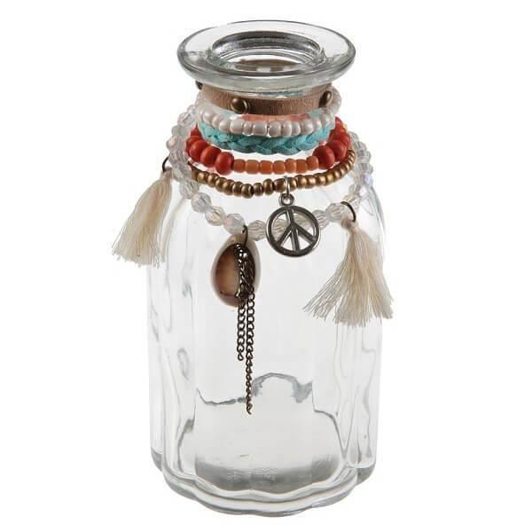 Vase Mexique: Transparent (x1) REF/5771