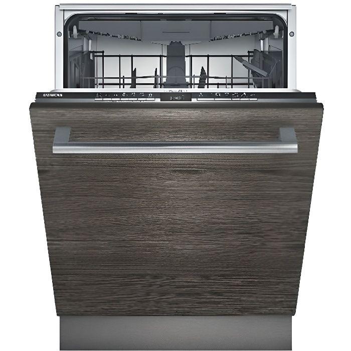 Lave-Vaisselle Tout Intégrable SIEMENS SX63HX61CE