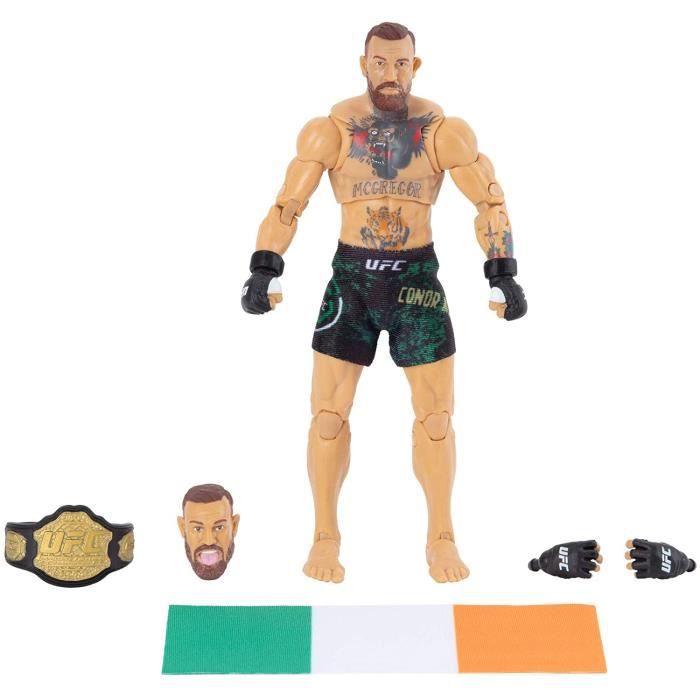 UFC Ultimate Series Figurine de collection Conor McGregor, 15,2 cm ZKMULTIMEDIA