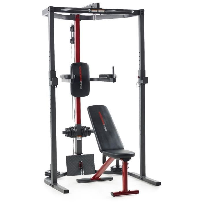 WEIDER Power Rack sans banc