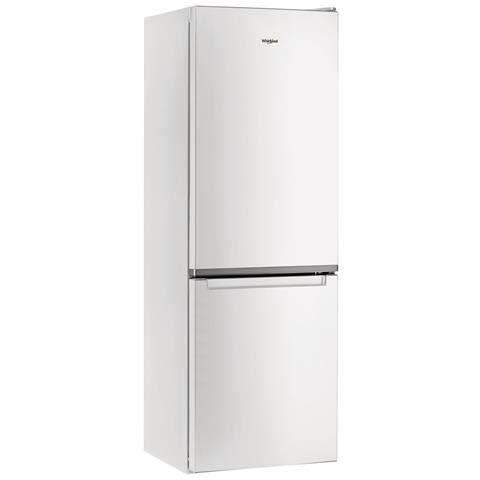Whirlpool - Réfrigérateur combiné W5 821E W StopFrost Classe A++ Capacité Lorda-Netta 341-339 litres Couleur Blanc