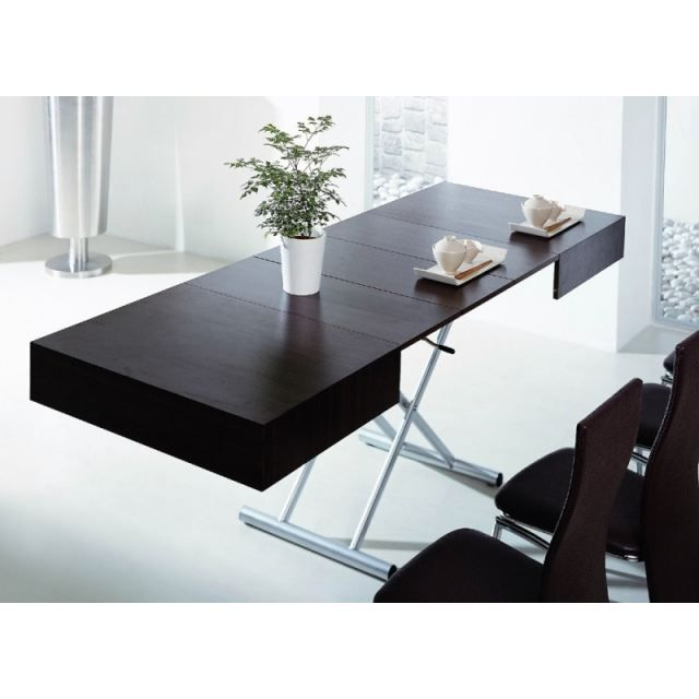 table basse transformable extensible