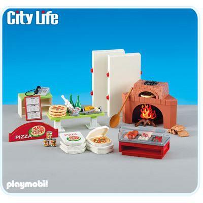Nourriture Playmobil ref 185