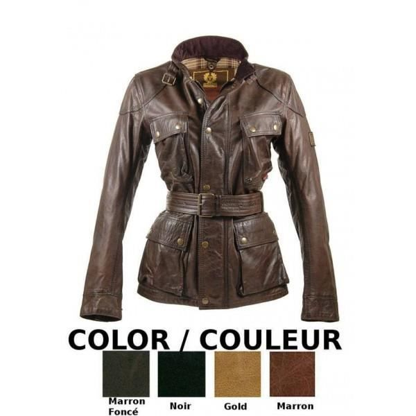 belstaff new panther lady noir achat vente blouson veste belstaff new panther lady. Black Bedroom Furniture Sets. Home Design Ideas