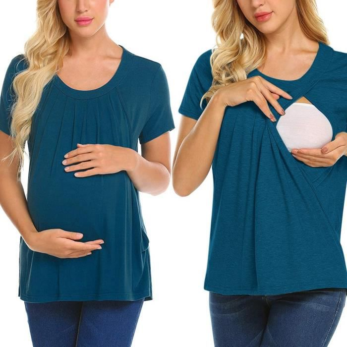 cdiscount t shirt femme enceinte