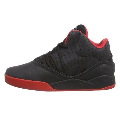 Estaban Chaussure Black/red