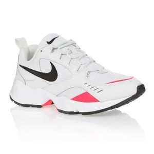 BASKET NIKE Baskets AIR HEIGHTS - Homme - Blanc/Rose/Noir