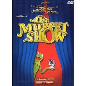 DVD DESSIN ANIMÉ DVD Coffret the muppet show, vol. 2