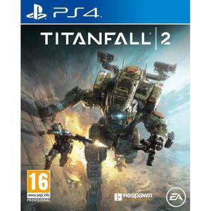 JEU PS4 Titanfall 2 Jeu PS4