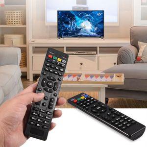 BOX MULTIMEDIA QILU-TV Box Remote Control pour Mag, Télécommande