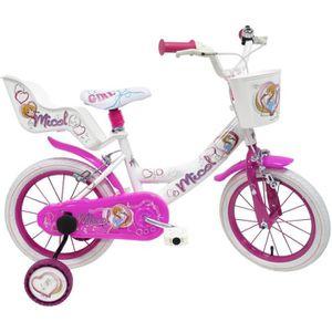 """VÉLO ENFANT vélo fille MICOL 16"""" 5/7 ans"""