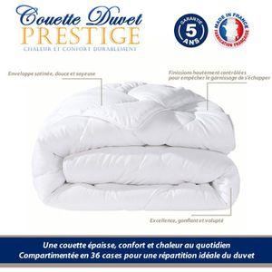 COUETTE COUETTE DUVET 220x240 ,80% Duvet Oie Blanc 20% Plu