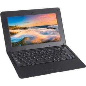 ORDINATEUR PORTABLE Ordinateur Portable - Netbook PC TDD-10.1, 10,1 po
