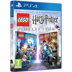 JEU PS4 Lego Harry Potter 1-7 Collection : Playstation 4 ,