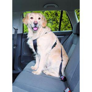 HARNAIS ANIMAL TRIXIE Harnais pour voiture pour chien 50-70 cm