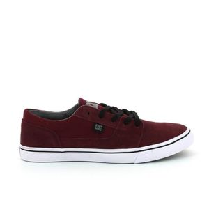 Basse Shoes Dc Vente Rouge Tonik Bo Basket W Bordeaux Achat wPXiOkZuT