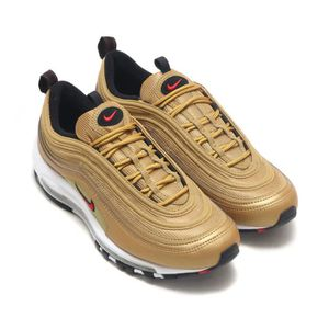 Baskets Nike Air Max 97 OG QS Chaussures de running femme Or ...