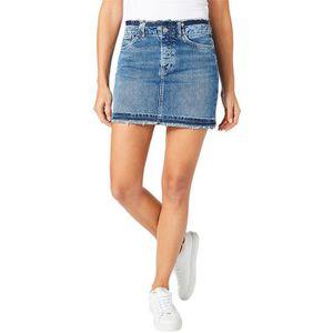 Pepe Jeans Jupe Femmes Coton A MOTIFS TAILLE XS