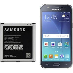 Batterie téléphone SPARFIX® - Batterie d'origine Samsung EB-BG531BBE