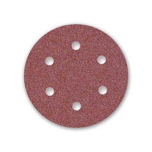 Lot de 10 compartiments de pon/çage 25 x 5 mm Grain 80 pour ponceuse Dremel Proxxon