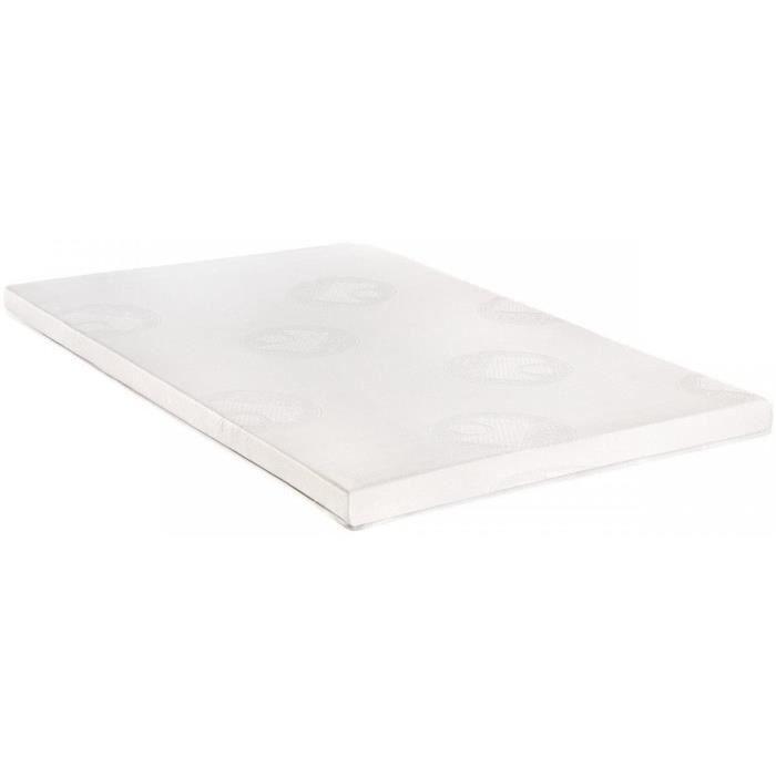 Bultex - Matelas bultex pour canapé-lit Convertible 135x185 en Mousse - Blanc232