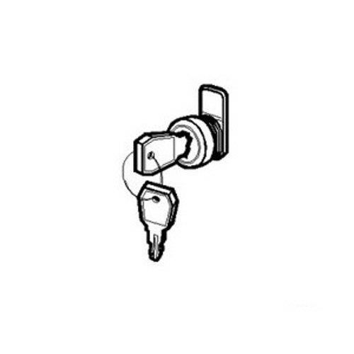 Serrure à clé n°850 pour coffret encastré legrand-01491