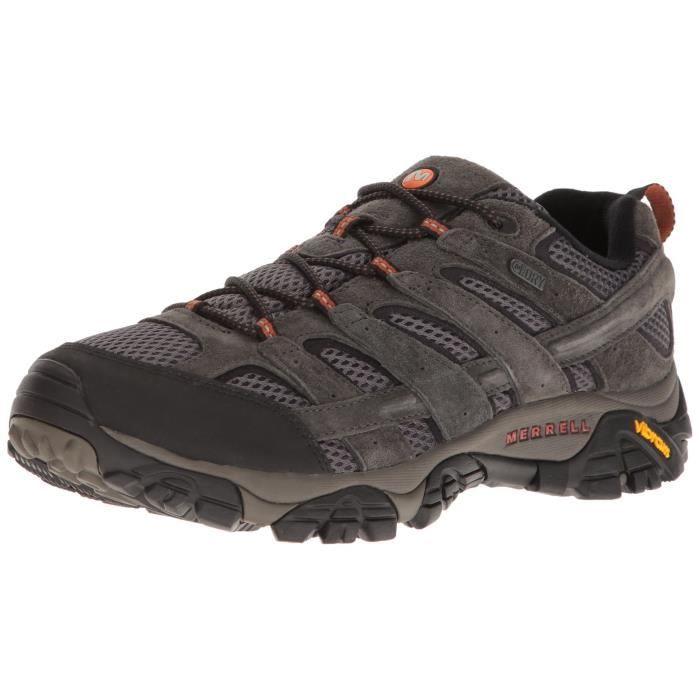 MERRELL Moab 2 Randonnée étanche Chaussures 1K6GRQ Taille-42 1-2