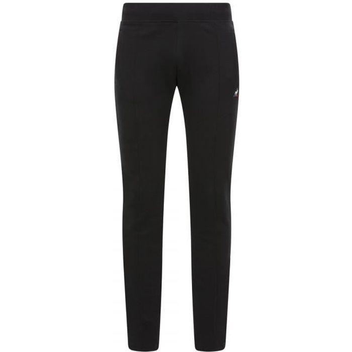 Pantalon Le Coq Sportif Tri Pant Straight N1 Noir