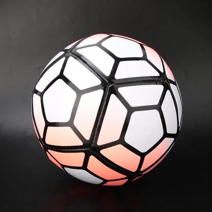 Équipement de sport de balle de jeu de match de football de football d'entraînement de la taille 5 extérieure-SHC