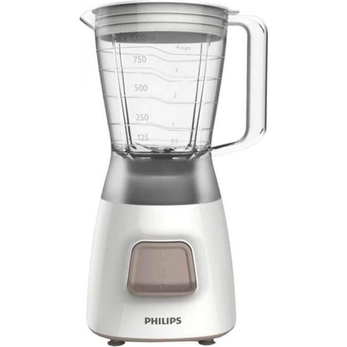 PHILIPS HR2052 / 00 Blender Daily 450W - Bol 1,2L - Blanc