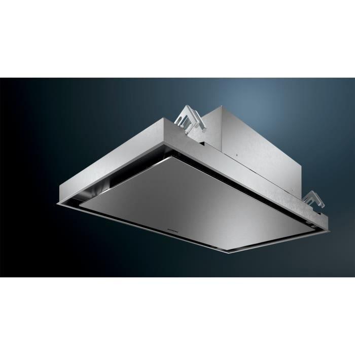 Siemens - Hotte De Plafond 90Cm 745M3-H Acier Inox - Lr96Caq50