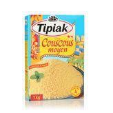 Semoule de couscous moyen 1kg Tipiak