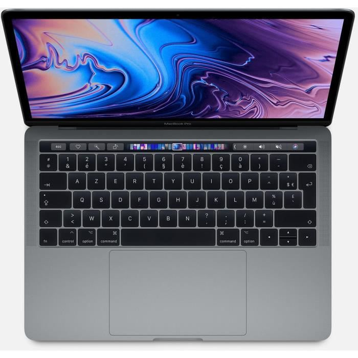 "ORDINATEUR PORTABLE Apple MacBook Pro avec Touch Bar - 13,3"" Rétina -"