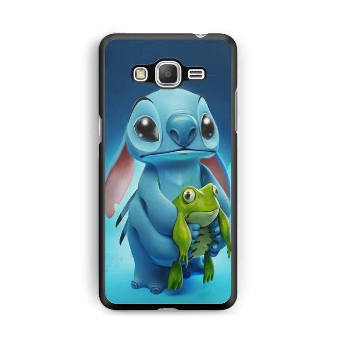 Coque Samsung Galaxy Grand Prime Lilo Stitch Tortue love Disney ...