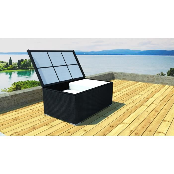 coffre de rangement exterieur etanche achat vente. Black Bedroom Furniture Sets. Home Design Ideas