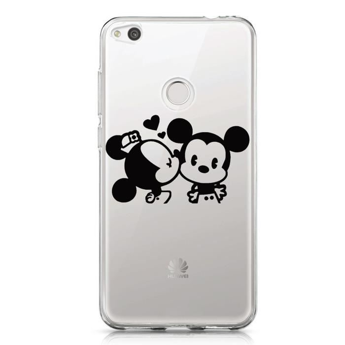 coque huawei p8 lite 2017 mickey
