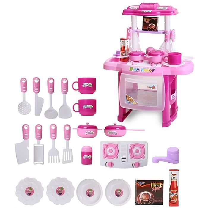gosear gosear les jouets de cuisine pour enfant fille 3. Black Bedroom Furniture Sets. Home Design Ideas