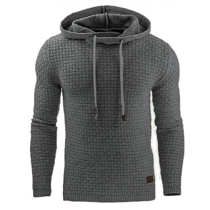 hoodie homme marque